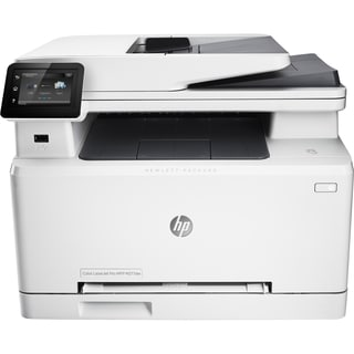 HP LaserJet M277DW Laser Multifunction Printer - Color - Plain Paper