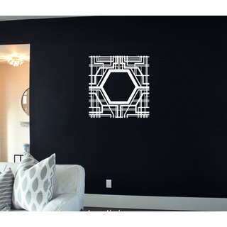 Art Deco Ornament Vinyl Wall Art