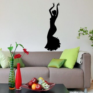 Dance Studio Sticker Vinyl Wall Art