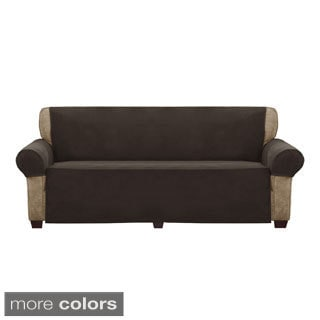 Maytex Microfiber Sofa Pet Cover Set