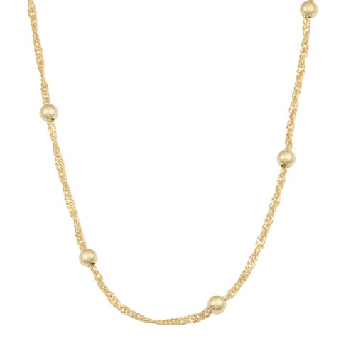 0019a37b6848e Layered Necklaces | Find Great Jewelry Deals Shopping at Overstock