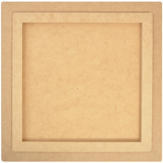 """Beyond The Page MDF Frame For 12""""X12""""-16.25""""X16.25""""X.5"""""""