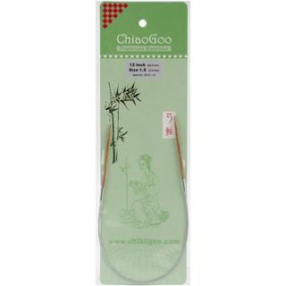 "Bamboo Circular Knitting Needles 12""-Size 2/2.75mm"