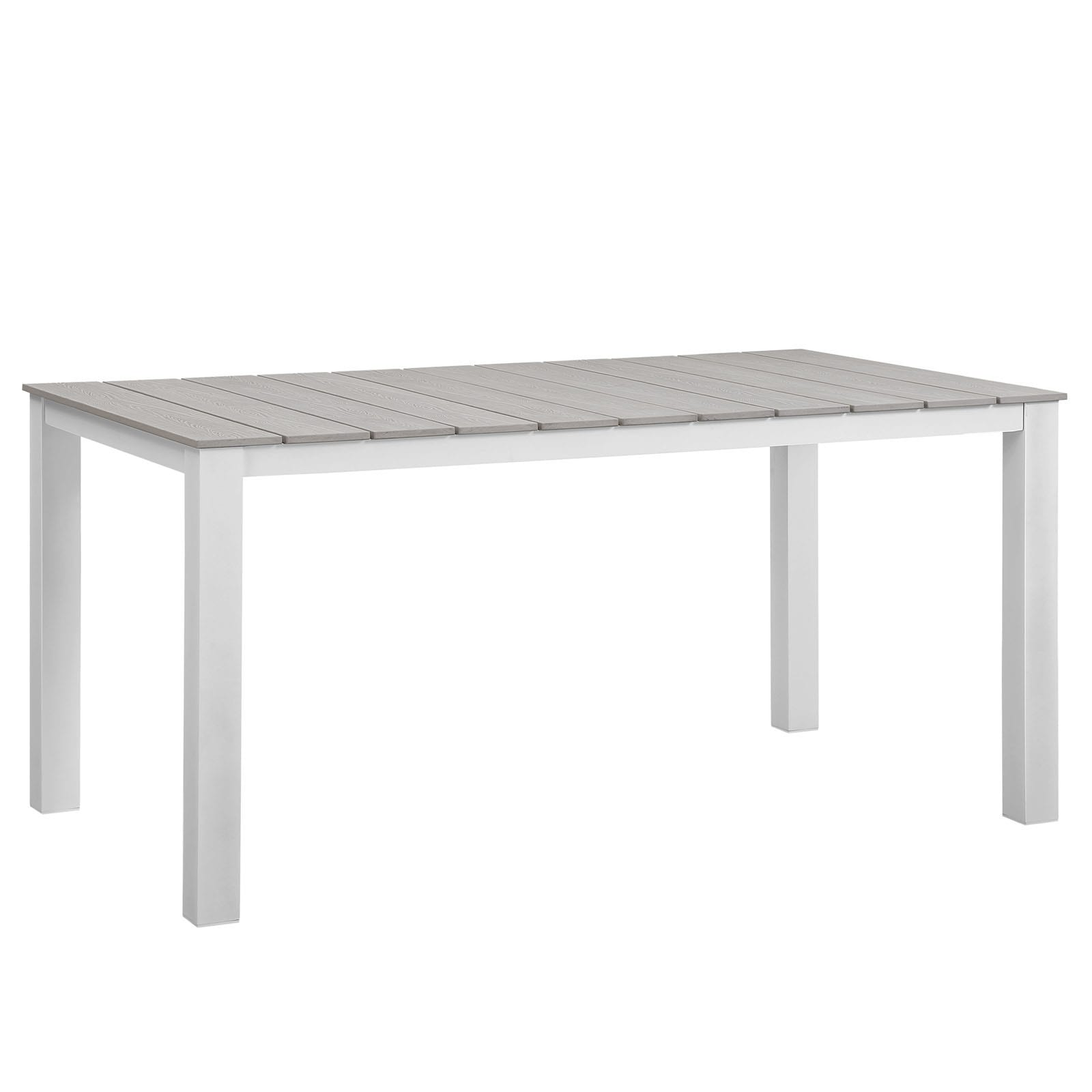 "Main 63"" Outdoor Patio Dining Table"