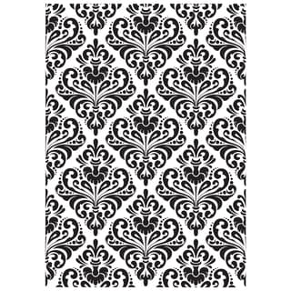 "Kaisercraft Embossing Folder 5""X7""-Damask"
