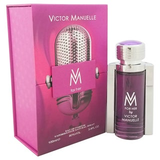 VIctor Manuelle VM Women's 3.4-ounce Eau de Parfum Spray