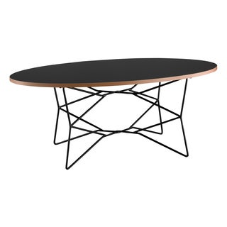 Black Network Coffee Table