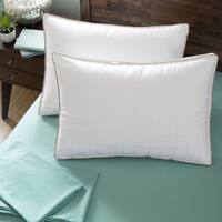 Spring Air 300 Thread Count Gusset Excell Pillow (Set of 2)