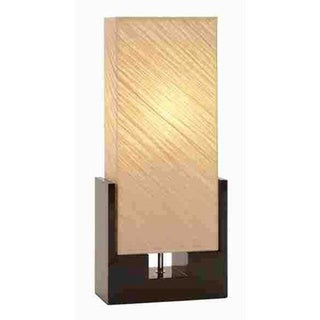 Studio 350 Set of 2, Wood Table Lamp 24 inches high