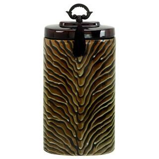 Ceramic Spill-proof Jar