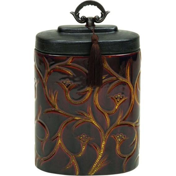 Studio 350 Ceramic Spill-proof Container (Ceramic Contain...