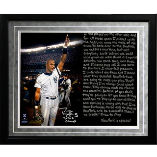 Darryl Strawberry Facsimile '1996 World Series' Framed Metallic 16x20 Story Photo