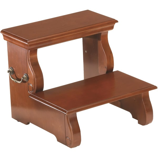Wooden 2 Stair Step Stool Free Shipping Today