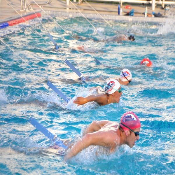 Super Swim Swim in Place Fitness Trainer