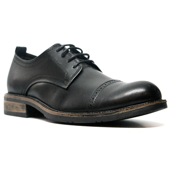 Mens Dress Shoes X Ray Xray Greene Mens Oxford Dress Shoes Brown Dress Shoes Brown On Sale Online