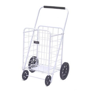 Shopping Cart Super White