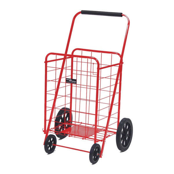 Shopping Cart Super Red