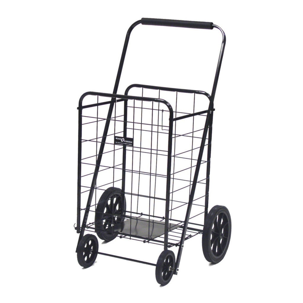Quest Products Shopping Cart Super Black