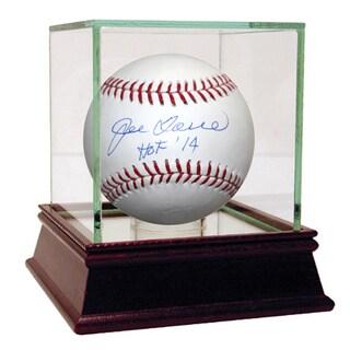"Joe Torre Signed MLB Baseball w/ ""HOF 14"" Insc (MLB Auth) (B2B)"