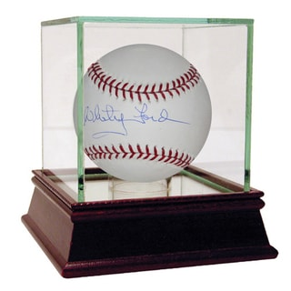 Whitey Ford MLB Baseball (MLB Auth)