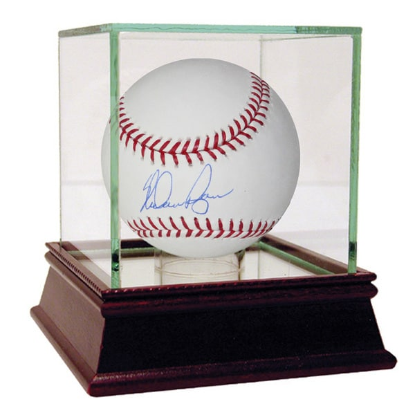 Nolan Ryan Signed MLB Baseball