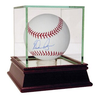 Nolan Ryan Signed MLB Baseball