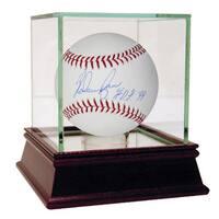 Nolan Ryan MLB Baseball w/ HOF Insc.