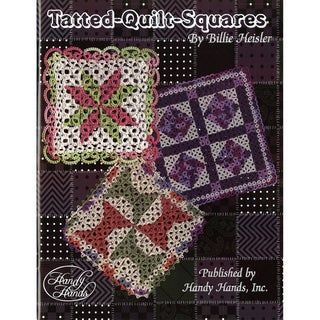 Handy Hands-Tatted Quilt Squares