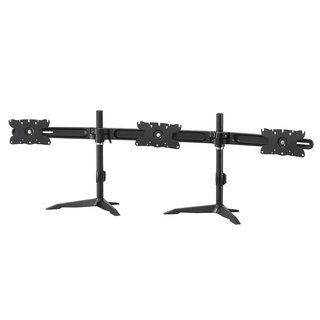 Dyconn Vulture (DE763S-S) Vanguard Series Triple Monitor Gaming Mount with Independent Arm Height Adjustment