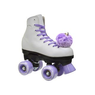 Epic Purple Princess Quad Roller Skates|https://ak1.ostkcdn.com/images/products/10035335/P17180900.jpg?impolicy=medium
