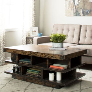 Kensington Mango Wood Coffee Table (Indonesia)