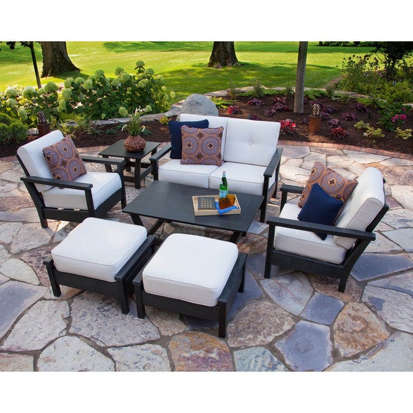 Ivy Terrace 7 Piece Deep Seating Set