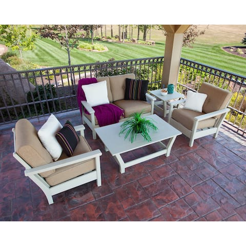 Ivy Terrace Artisan 5-piece Deep Seating Set