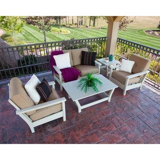 Ivy Terrace Artisan 5-piece Deep Seating Set