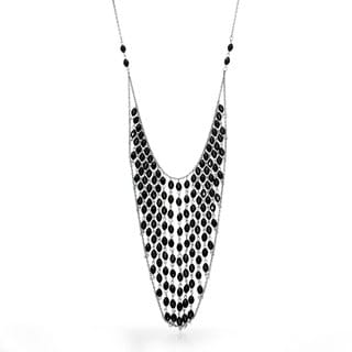 Adoriana Beaded Chain Bib