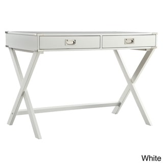 Buy White Desks U0026 Computer Tables Online At Overstock.com | Our Best Home  Office Furniture Deals