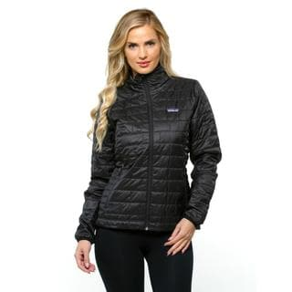 Patagonia Women's Nano Puff Black Jacket