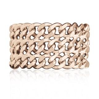 Adoriana Rose Chain Bracelet