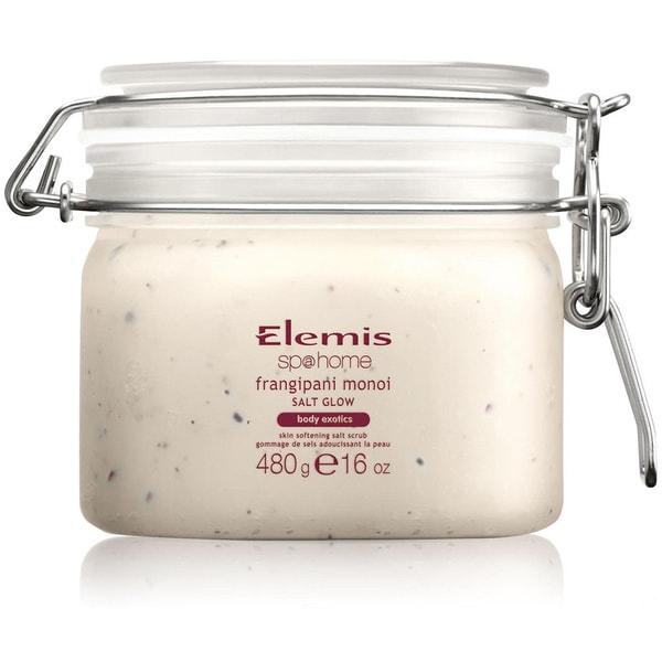 Elemis Frangipani Monoi 16-ounce Salt Glow