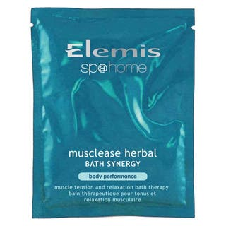 Elemis Spahome Musclease Herbal Bath Synergy (Pack of 10)