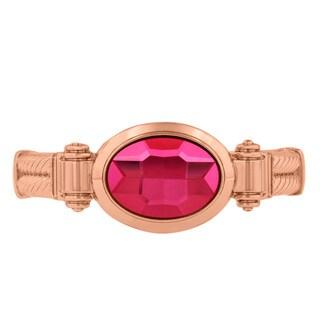 Passiana Pink Crystal Bracelet