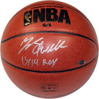 Michael Carter-Williams Signed NBA Zi/O Basketball w/ ROY Inscription