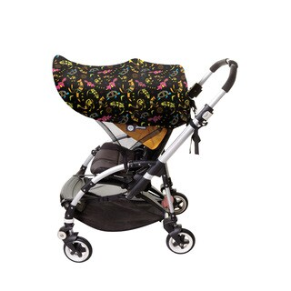 Dreambaby Large Strollerbuddy Extenda-Shade in Animal Print