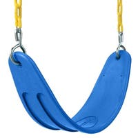 Swing-N-Slide Heavy Duty Swing Seat in Blue