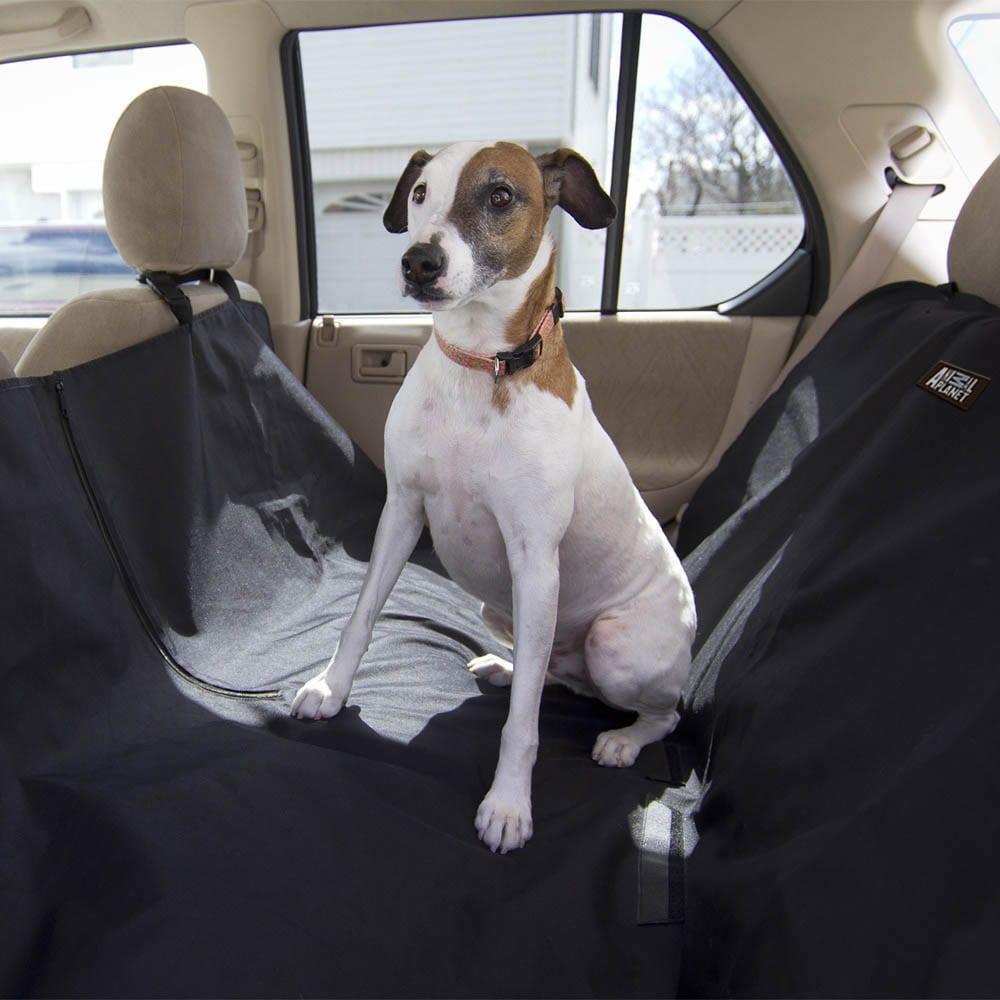 Animal Planet Water Resistant Hammock Car Seat Cover (Black)