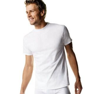 Hanes Big Man's Crewneck T-Shirt 3-Pack