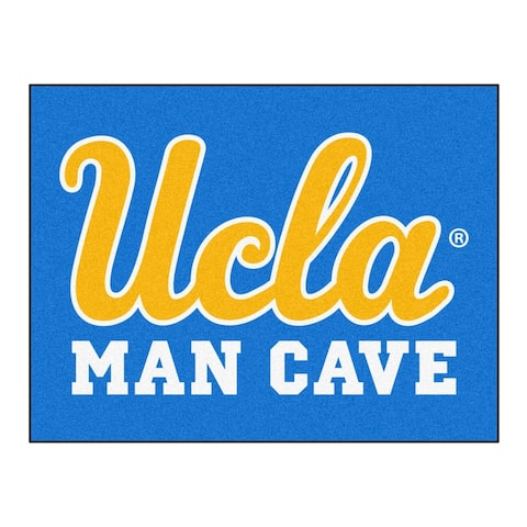 FANMATS University of California - Los Angeles (UCLA) Man Cave All-Star - 2' x 3'