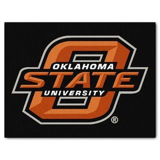 Fanmats Machine-Made Oklahoma State University Black Nylon Allstar Rug (2'8 x 3'8) https://ak1.ostkcdn.com/images/products/10036565/P17181960.jpg?impolicy=medium
