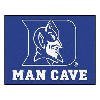Fanmats Duke University Blue Nylon Man Cave Allstar Rug (2'8 x 3'8)|https://ak1.ostkcdn.com/images/products/10036669/P17182073.jpg?impolicy=medium