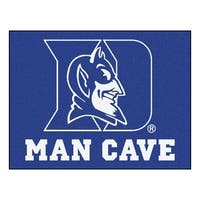 Fanmats Duke University Blue Nylon Man Cave Allstar Rug (2'8 x 3'8)